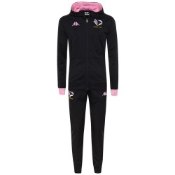 Palermo FC black child representation tracksuit 2020/21 Kappa