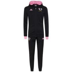 Palermo FC Trainingsanzug für schwarze Kinder 2020/21 Kappa