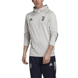 Juventus Felpa con Cappuccio Track Hood 2020/21 Adidas