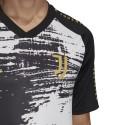 Juventus jersey pre match white black 2019/20 Adidas