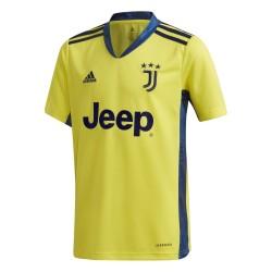 Juventus maglia portiere gialla bambino2020/21 Adidas