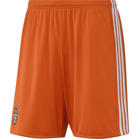 Juventus naranja portero cortos 2016/17 Adidas