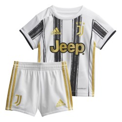Juventus Baby Home Kit 2020/21 Adidas
