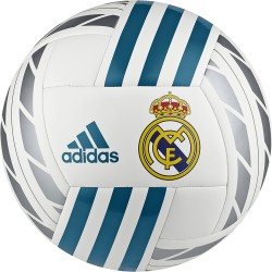 Real Madrid pallone calcio authentic 2017/18 Adidas