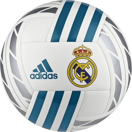 Balón de fútbol real Madrid auténtica Adidas 2017/18