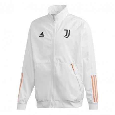 Adidas Juventus Anthem jacket bianca 2020/21 -100% Originale - 100% Prodotto Ufficiale