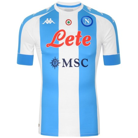 Napoli jersey Kombat Argentina 2020/21 Kappa