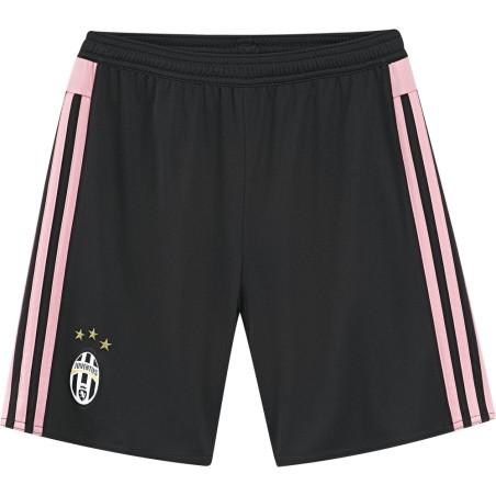 La Juventus de distancia pantalones cortos de niño Adidas 2015/16
