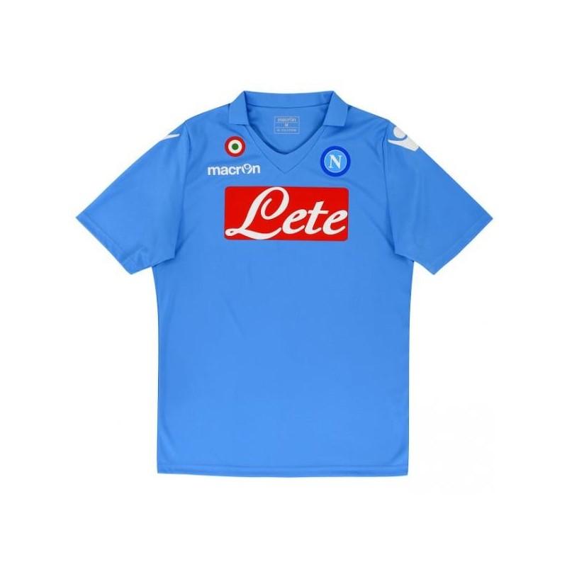 SSC Napoli maillot réplica domicile 2014/15 Macron