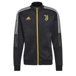 Juventus Sweatshirt Anthem Jacke Carbon 2021/22 Adidas