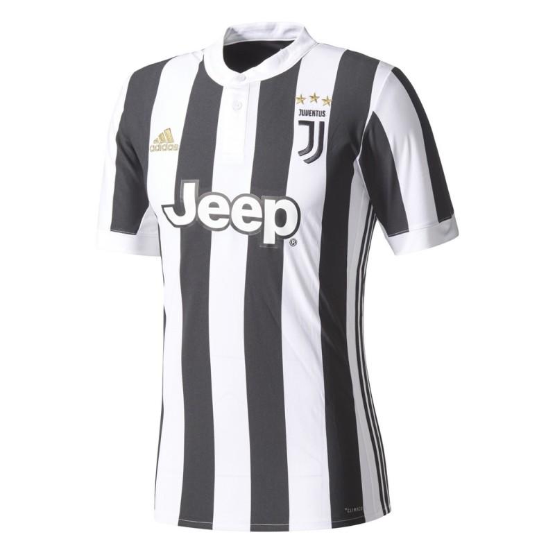 La Juventus casa camiseta Adidas 2017/18