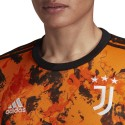 Juventus maglia third arancione 2020/21 Adidas