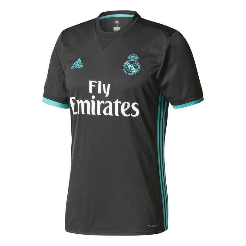 El Real Madrid jersey de distancia 2017/18 Adidas