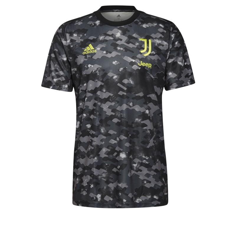 Juventus jersey pre match gray 2021/22 Adidas