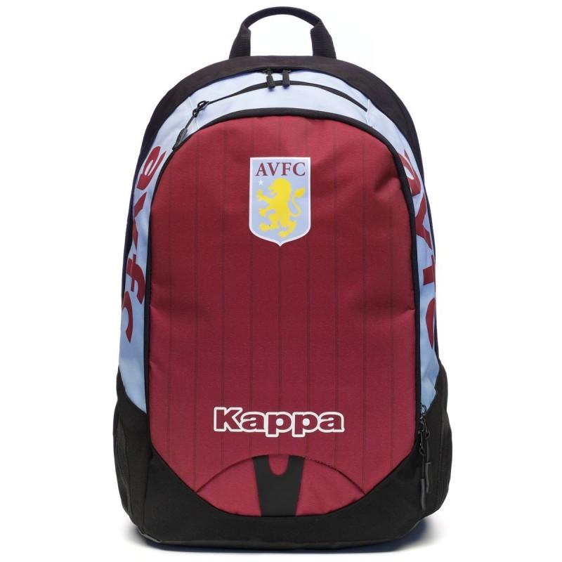 Aston Villa backpack Apack Kappa representation