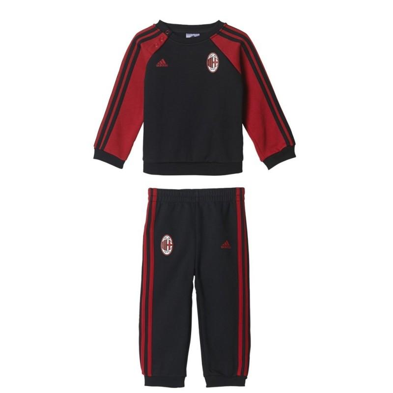 AC Milan trainingsanzug baby 2017/18 Adidas