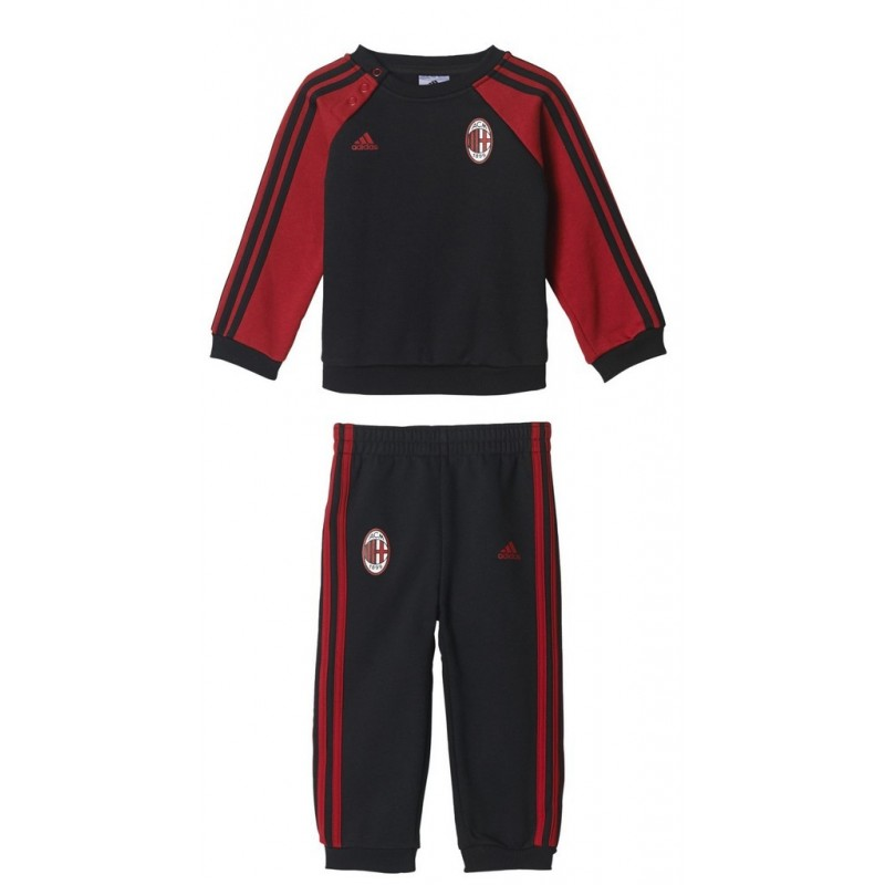 New Suit baby AC Milan 2017/18 Adidas