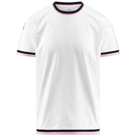 Palermo white t-shirt Aquila Amepot 2021/22 Kappa