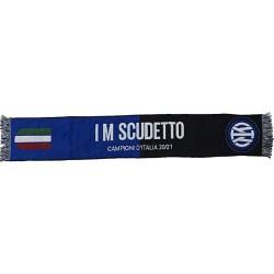 Inter sciarpa I M Scudetto 2020/21Campioni d'Italia ufficiale