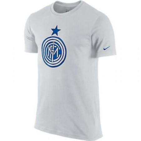 FC Inter camiseta básica de núcleo blanco Nike