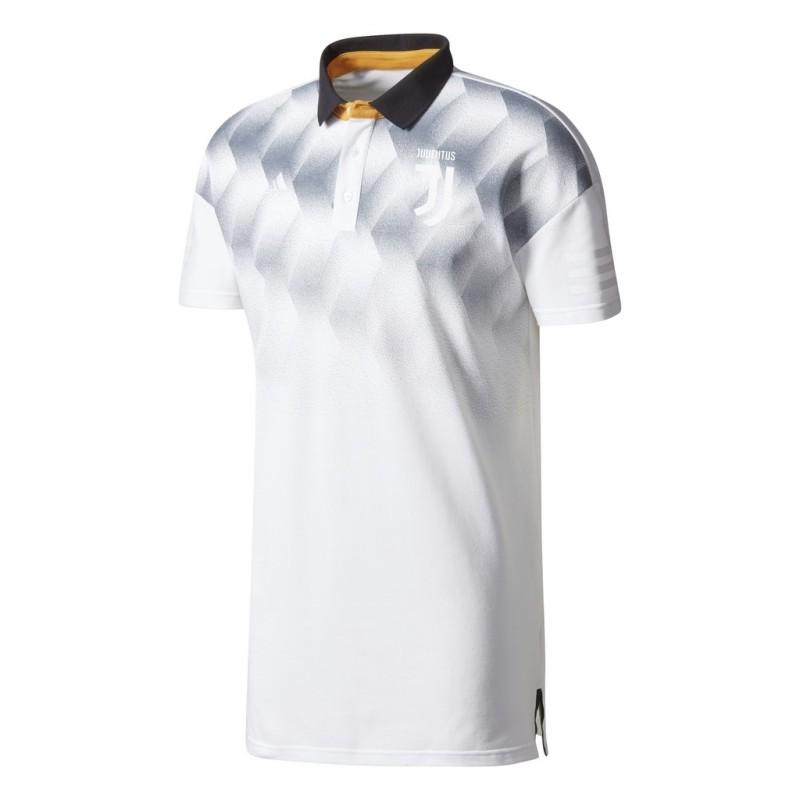 Juventus turin Polo SS weißen 201718 Adidas