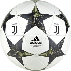 Juventus pallone UCL finale capitano 2017/18 Adidas