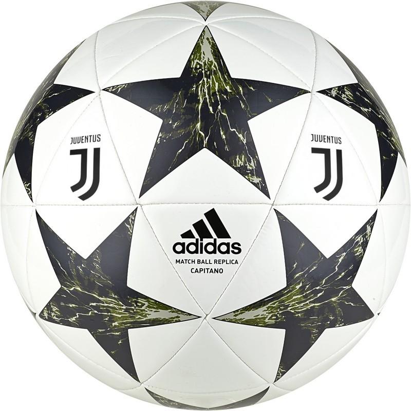La Juventus de balle de l'UCL final capitaine 2017/18 Adidas