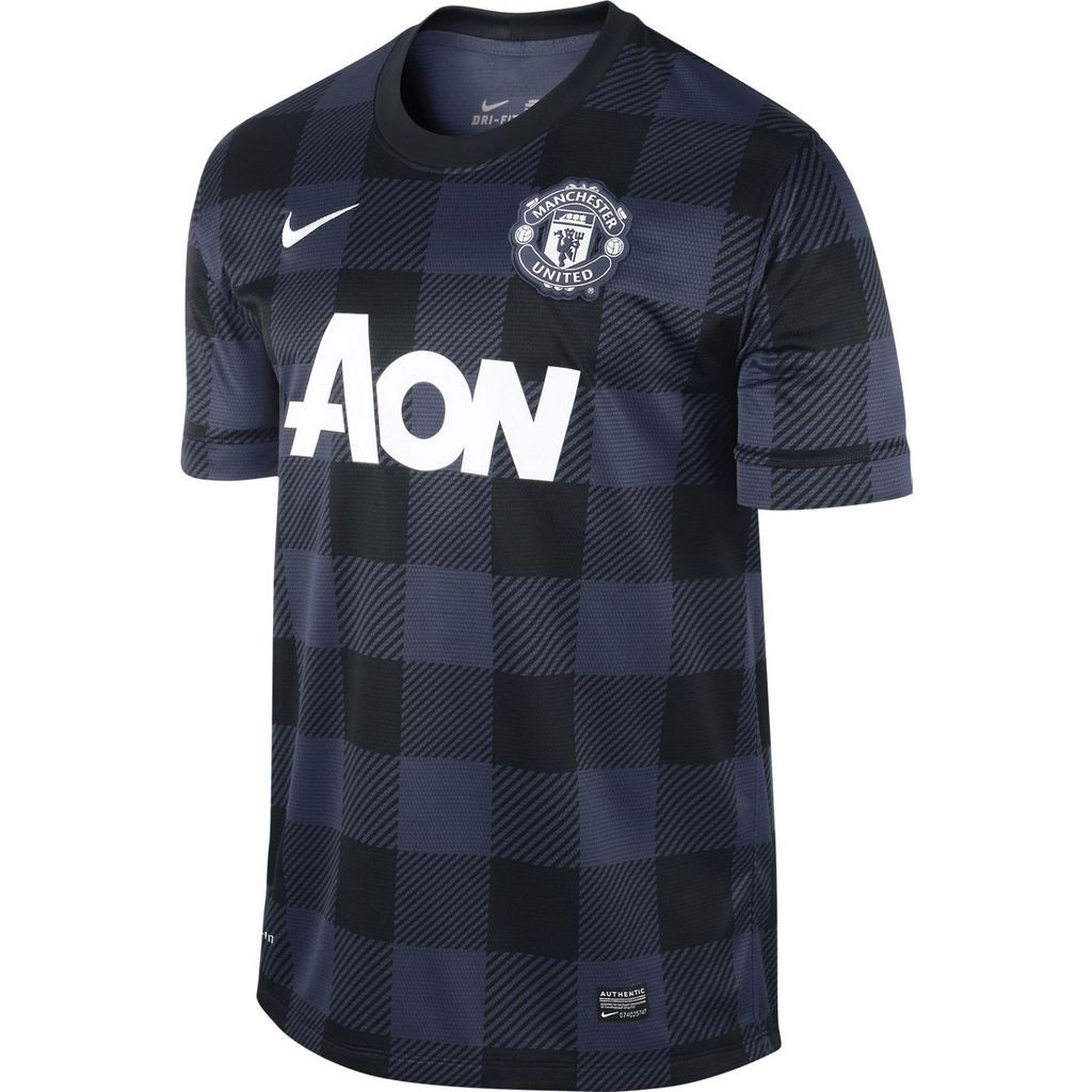 sneakers for cheap detailing cheap Manchester United trikot away 2013/14 von Nike