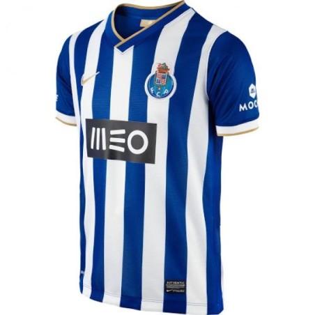 Porto maillot domicile de l'enfant 2013/14 Nike