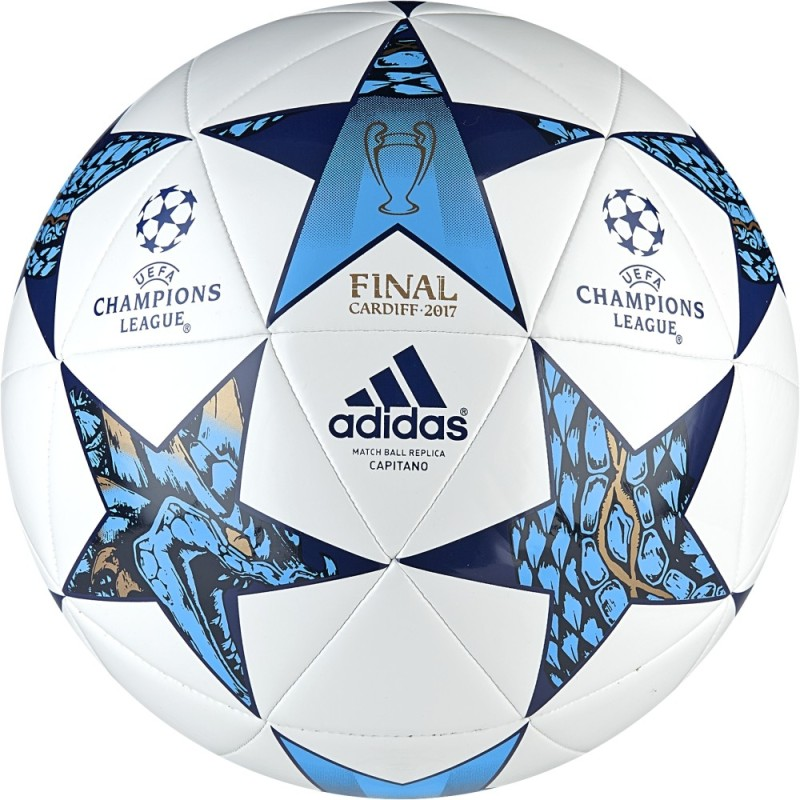 Adidas Ball, Cardiff Finale Der Champions League 2016/17