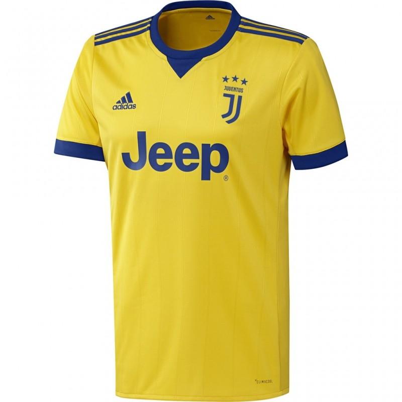 84644a6b6 ... Juventus away shirt 2017 18 Adidas ...