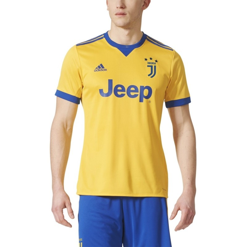 La Juventus away shirt Adidas 2017/18