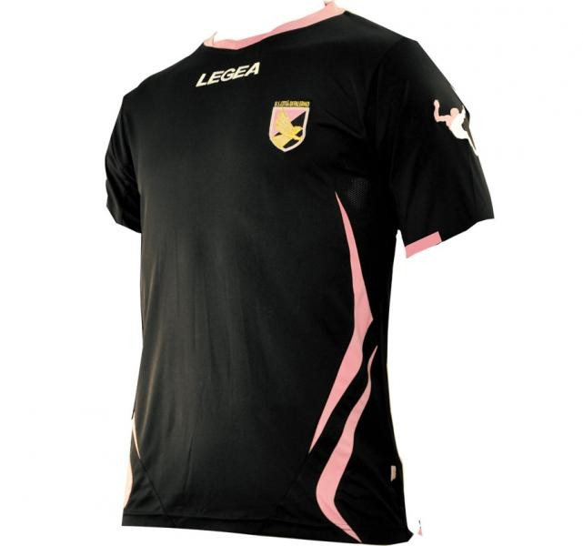 big sale 23d3a 49e26 US Palermo soccer jersey third for the 2011/12 Legea