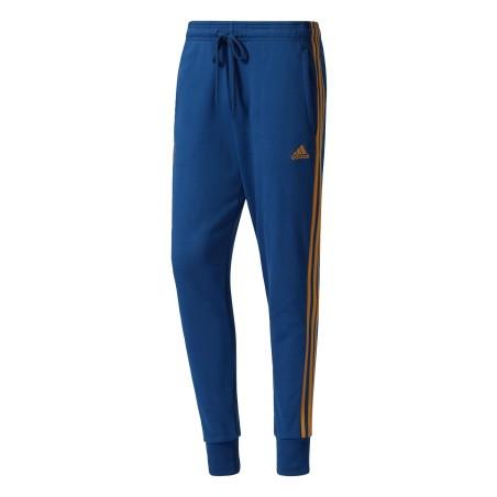 La Juventus pantalones 3 Rayas azul 2017/18 Adidas