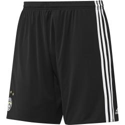 Juventus FC domicile short noir 2016/17 Adidas