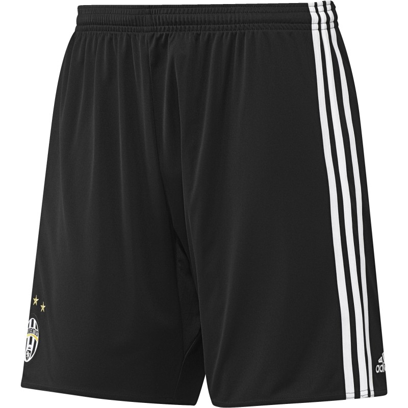 Juventus FC pantaloncini home black 2016/17 Adidas