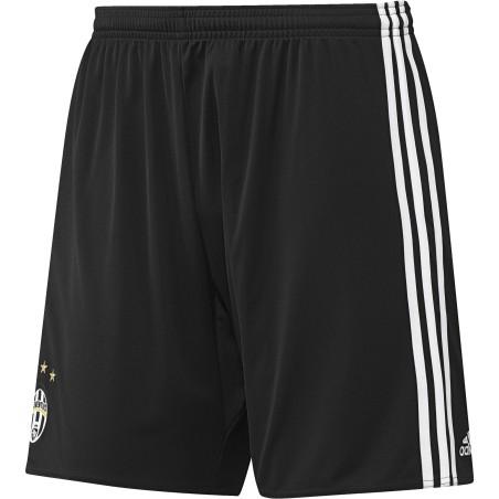 Juventus FC cortos de la casa de negro 2016/17 Adidas