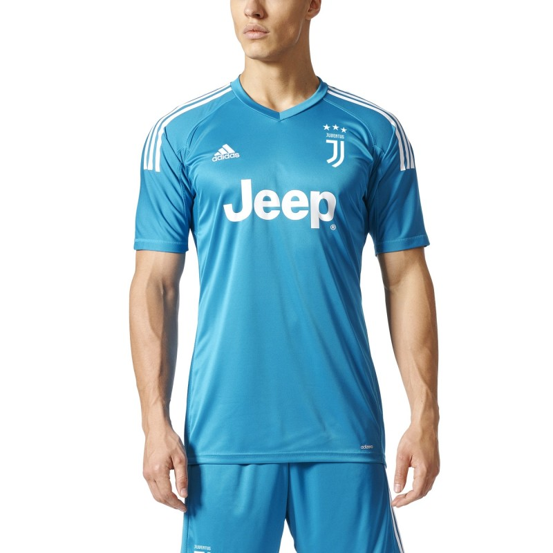 1cdfddcab Juventus FC jersey goalkeeper 2017 18 Adidas