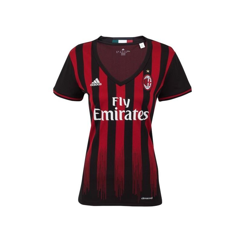 AC Milan maglia home donna 2016-17 Adidas