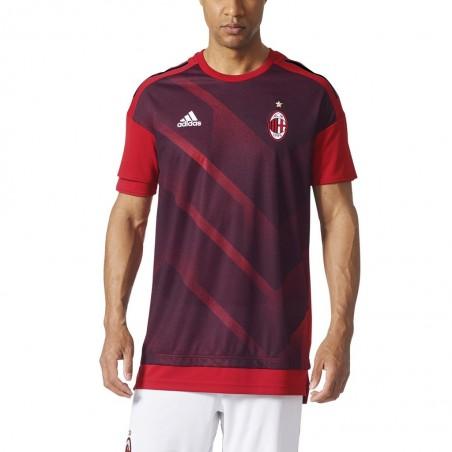 Milan-trikot vor dem rennen 2017/18 Adidas
