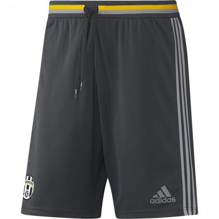 Juventus FC pantaloncini shorts allenamento grigio 2016/17 Adidas