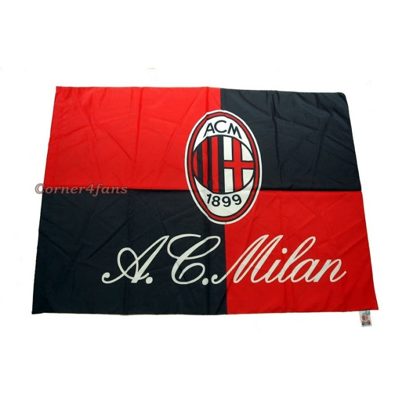 Milan drapeau 100x140 cm produit officiel