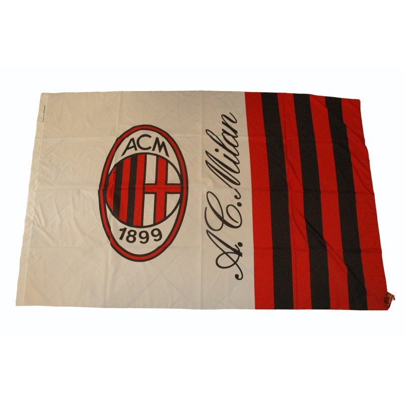 Milan bandiera 140 x 200 cm bandierone ufficiale