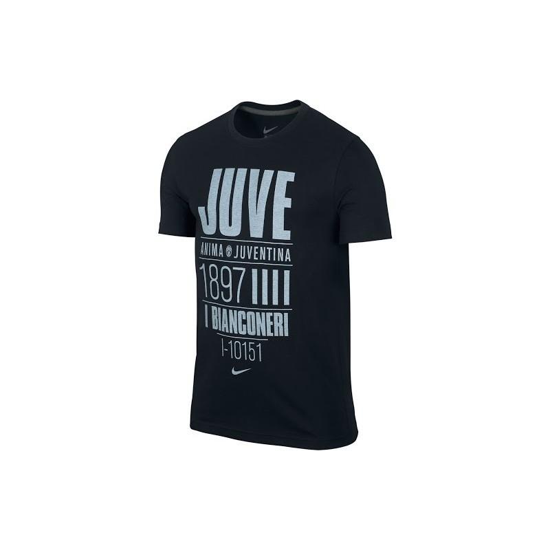 Juventus turin t-shirt Core plus-black Nike