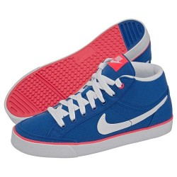 Nike zapatos de bebé de Capri 3 Mid junior azul
