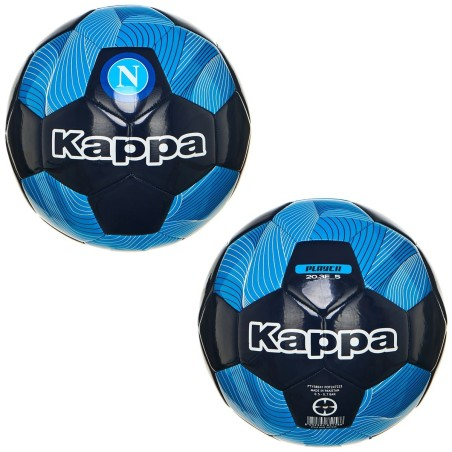 SSC Neapel ball blau team Kappa