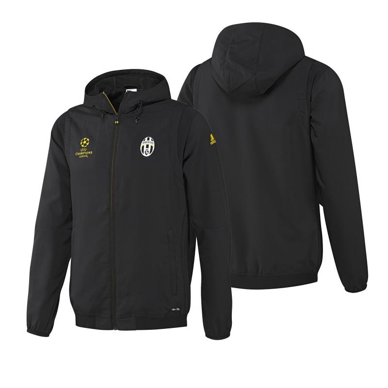 La Juventus chaqueta representante de la UCL 2016/17 Adidas