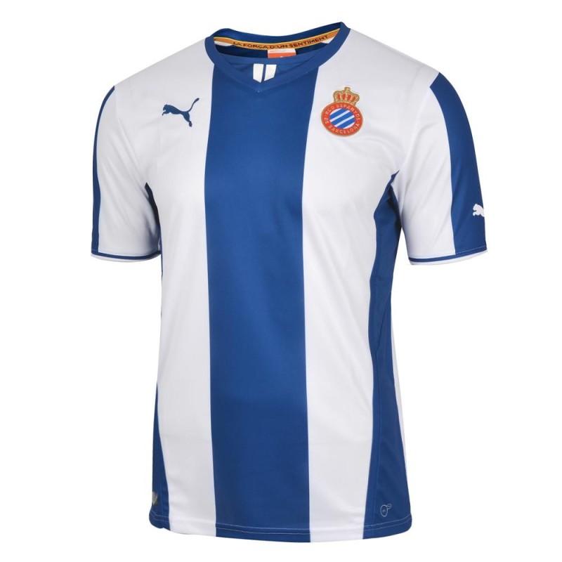 El Espanyol casa camiseta Puma 2013/14