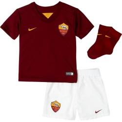 L'as Roma bébé à la maison kit bébé Nike 2014/15