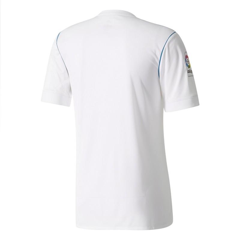 Real Madrid home shirt Blancos 201718 Adidas